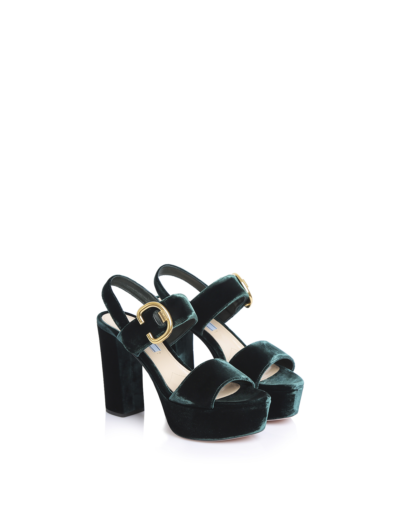 Босоножки PRADA Glamour Boutique 5ff6a1894b76d